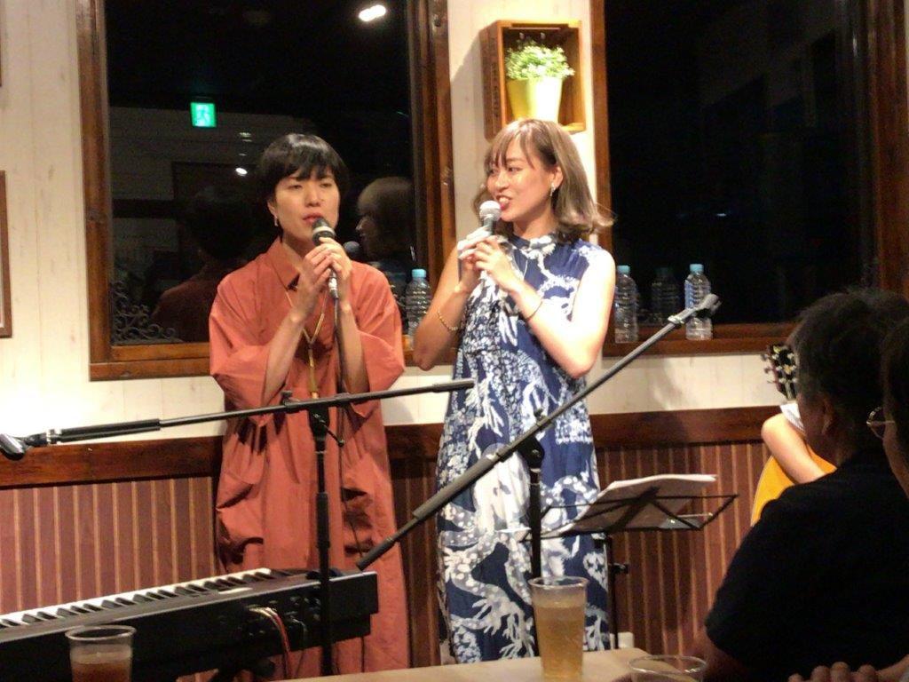 ありさ&幹&裕矢ライブin名取