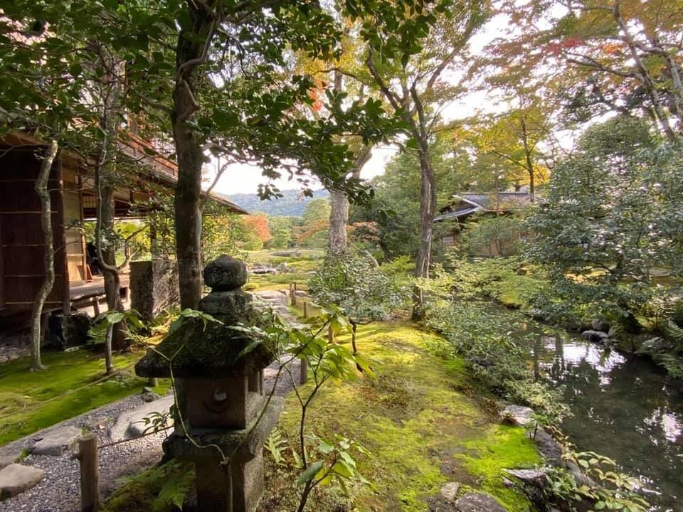 京都を訪れる